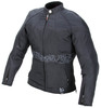 Power Trip Jet Black II Jacket For Women (Three Sizes Left: XS, L and XL)
