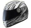 Scorpion EXO-700 Engine Helmet (One Left: Silver XS)