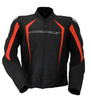 AGV Sport Monza Jacket (One Left, Black/Red 50)