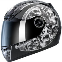 2009-scorpion-exo-400-skull-bucket-helmet-black