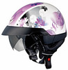 Scorpion EXO-100 Lilly Helmet For Women (One Left: Purple Small)
