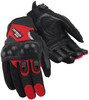 Cortech by Tour Master HDX 2 Gloves (One Left, Red XS)