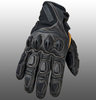 Speed and Strength Rage With The Machine Gloves (One Left, Black XL)
