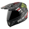 Speed and Strength SS2500 Urge Overkill Helmet (One left, Size XXL)