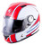Exo-1100_sixty-six_wht-red_front_angle