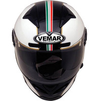 Vemar-eclipse-metha-helmet-black-white