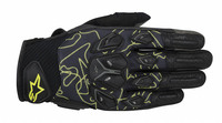 Masai_glove_black_yellowfluo_5
