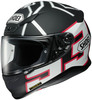 Shoei RF-1200 Marquez Black Ant Helmet (One Left, Size Med)