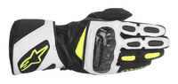 Sp2_leather_glove_black_white_yellowfluo_5