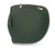 Deluxe_bubble_shield_wayfarer_green_flat-1-1