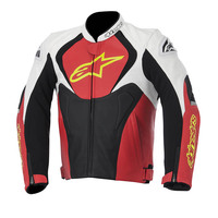 Jaws_leather_jacket_white_red_yellowfluo_1-4