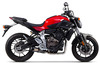Two Brothers Racing Yamaha FZ07 2015 S1R Full System Exhaust
