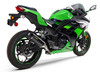 Two Brothers Racing Kawasaki Ninja 300 Tarmac Slip On Exhaust