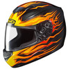 HJC CS-R2 Flame Block Helmet