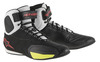 Faster_vented_shoe_black_white_red_fluo-2