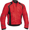 FirstGear Mesh Tex Jacket - 2013 (Red or Blue colors)