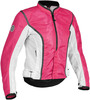 FirstGear Contour Mesh Jacket (DayGlo, Silver or Pink/White only)