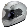 Scorpion EXO-R2000 Helmet Silver color