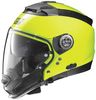 Nolan N44 Evo HiVis Helmet
