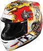 Icon Airmada Monkey Business Helmet
