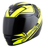 Scorpion EXO-T1200 Freeway Helmet Neon Color