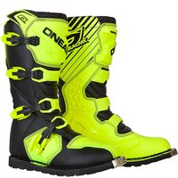 Oneal-rider-boot-neon-yellow