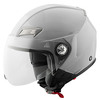 Speed and Strength SS650 Solid Speed Helmet (Gloss Silver or Pink)