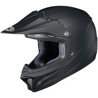 Hjc-cl-xy2-solid-matte-black-side