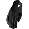 Z1R Bolt Leather Gloves for Women
