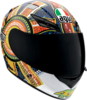 AGV K-3 Dreamtime Helmet (One Left, Size Large Only)