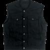 Biltwell Inc. Prime Cut Vest Without Collar