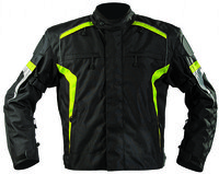 Bandido_textilejacket_blackfloyellow_619_detail