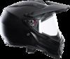 AGV AX-8 Dual Sport Evo Matte Carbon Helmet