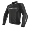 Dainese Racing 3 Perforated Short/Tall Leather Jacket