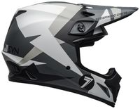 Bell-mx-9-mips-dirt-helmet-seven-battleship-matte-black-grey-right