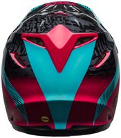 Bell-moto-9-mips-dirt-helmet-chief-matte-gloss-black-pink-blue-back