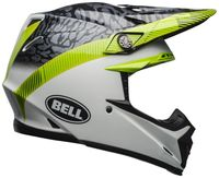 Bell-moto-9-mips-dirt-helmet-chief-matte-gloss-black-white-green-right