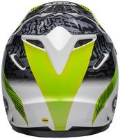 Bell-moto-9-mips-dirt-helmet-chief-matte-gloss-black-white-green-back