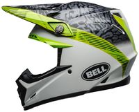 Bell-moto-9-mips-dirt-helmet-chief-matte-gloss-black-white-green-left