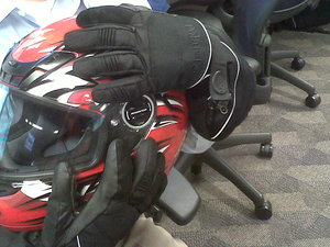 Polartechgloves