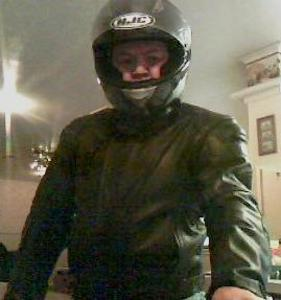 Hjc_helmet_and_hein_gericke_jacket