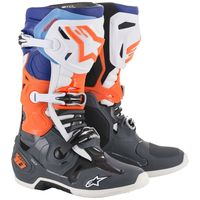 Alpinestars_tech10_boots_cool_grey_fluo_orange_blue_750x750