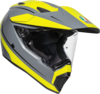 AGV AX-9 Pacific Road Fluorescent Helmets