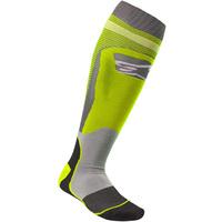 Mx-plus-1-sock-yellow-gray