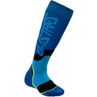 Mx-plus-2-sock-blue-cyan