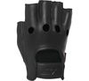 Speed and Strength Half Nelson Fingerless Leather Gloves