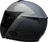 Bell-srt-modular-street-helmet-presence-matte-gloss-black-gray-back-left