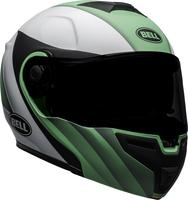 Bell-srt-modular-street-helmet-presence-matte-gloss-green-white-black-front-right