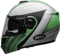 Bell-srt-modular-street-helmet-presence-matte-gloss-green-white-black-clear-shield-left