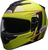 Bell-rs-2-street-helmet-swift-matte-hi-viz-orange-black-clear-shield-front-left